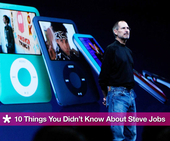 Steve Jobs Facts