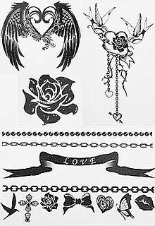 New Product Alert: Topshop Tattoo Transfers