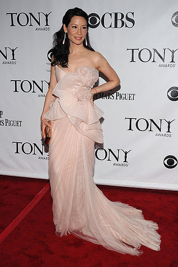 Lucy Liu(2010 Tony Awards)