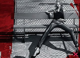 Lara Stone Lands Calvin Klein Exclusive