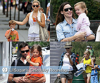 Pictures of Celebrities and Their Children 2010-06-07 17:35:19