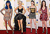 Pictures of MTV Movie Awards Red Carpet