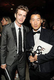 Richard Chai, Hayden Christensen  Getty