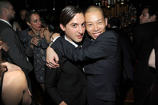 Eddie Borgo, Jason Wu Photo courtesy the CFDA