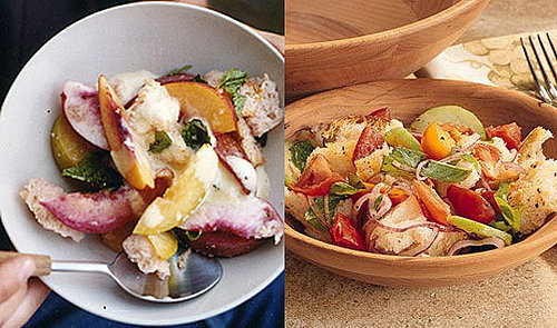 Sweet and Savory Recipes For Panzanella Bread Salad