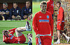 Pictures of David Beckham and England Squad in South Africa for World Cup Inc Steven Gerrard, Ashley Cole, Frank Lampard