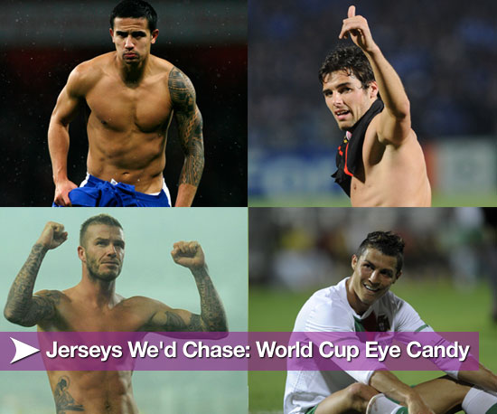 Pictures of Hot, Shirtless World Cup Soccer Players 2010-06-08 16:05:57