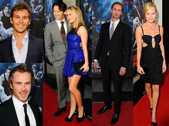 Pictures of Kate Bosworth, Anna Paquin, True Blood, Stephen Moyer, Ryan Kwanten And Alexander Skarsgard at True Blood Premiere