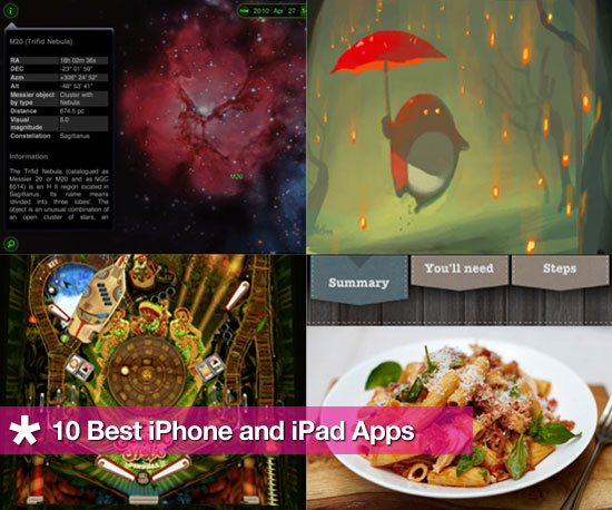 2010 WWDC: 10 Best iPhone and iPad Apps