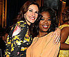 Slide Picture of Oprah Winfrey and Julia Roberts in LA