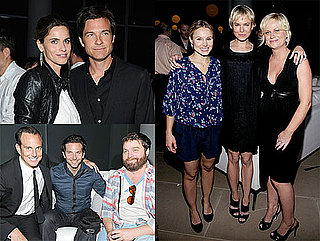 Pictures of Amanda Peet, Kristen Bell, Renée Zellweger, Bradley Cooper, Jason Bateman, and Amy Poehler at the Launch of DumbDumb 2010-06-11 14:00:00