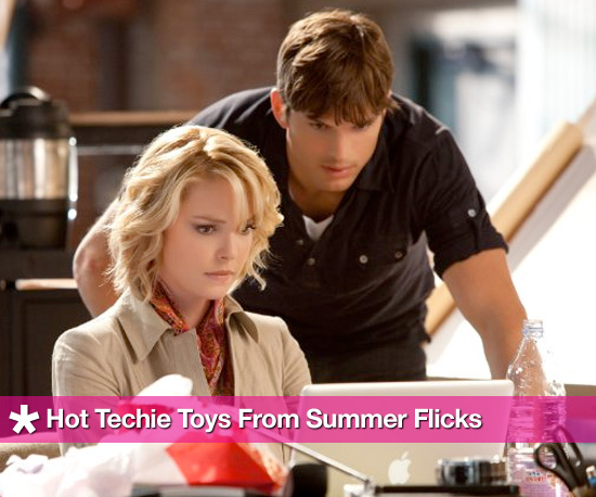 Hot Techie Toys From Summer Flicks