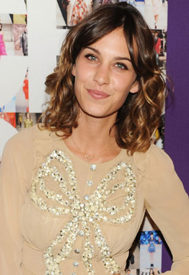 Alexa Chung Fronts New Lacoste Fragrance