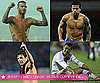 Pictures of Hot, Shirtless World Cup Soccer Players