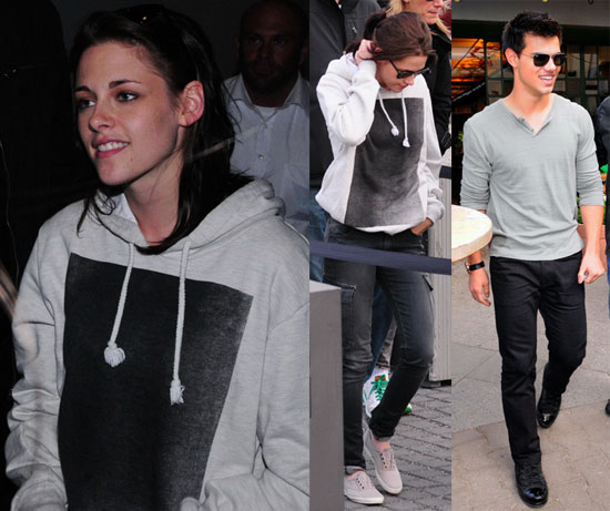 Pictures of Taylor Lautner and Kristen Stewart