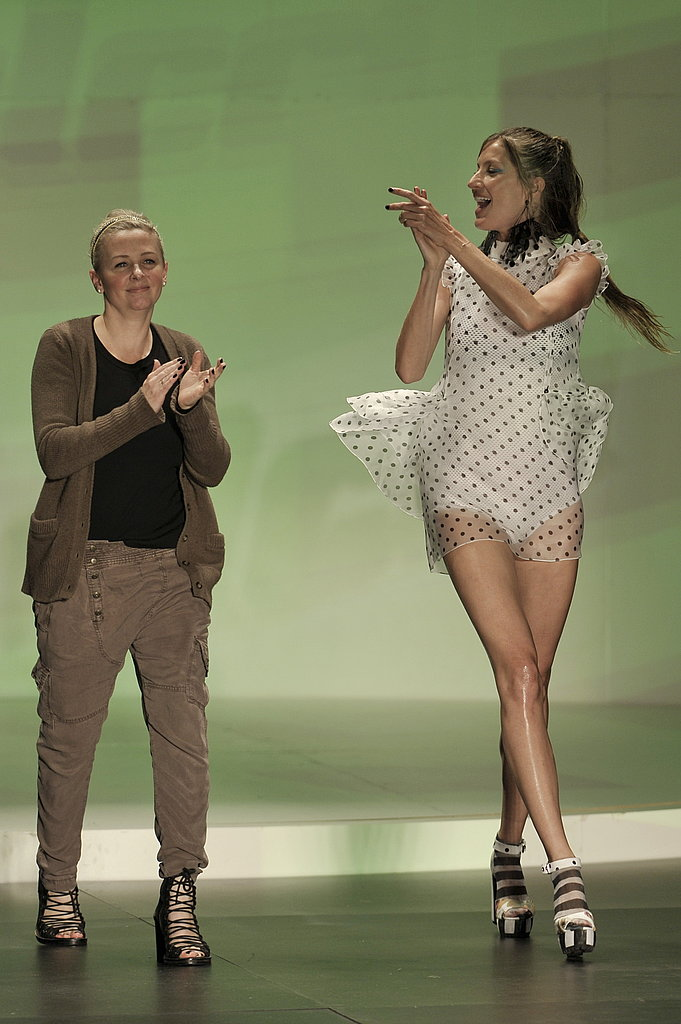 Gisele Bundchen Makes Post-Baby Return to Runway for Colcci