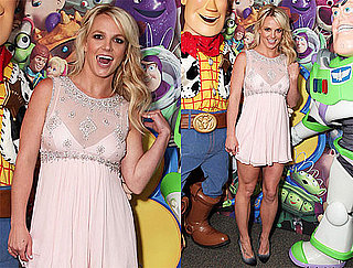Pictures of Britney Spears, Tom Hanks, Tim Allen, Michael Keaton at Toy Story 3 Premiere 2010-06-14 10:08:59