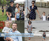 Pictures of Celebrities and Their Children 2010-06-14 17:00:51