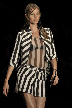 Gisele Bundchen's Weight Loss Secret Was Exercising During Pregnancy