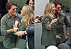 Pictures of Tom Cruise and Cameron Diaz in Austria