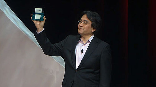 Nintendo 3DS Announced at E3