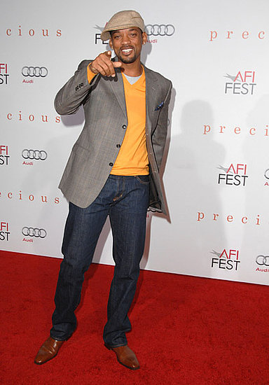 He may have been a man in black, but Will Smith is not afraid to rock some color. Whether he's in jeans or slacks, he always looks put-together.