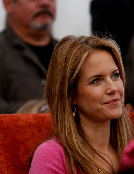 Kelly Preston at The Mandela Children's Fund