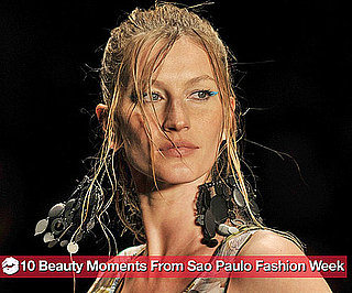 Gisele Bundchen and Sao Paulo Fashion Week Pictures