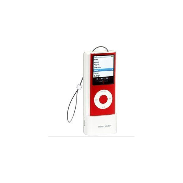 Travel Sound iPod Nano Speaker ($40)