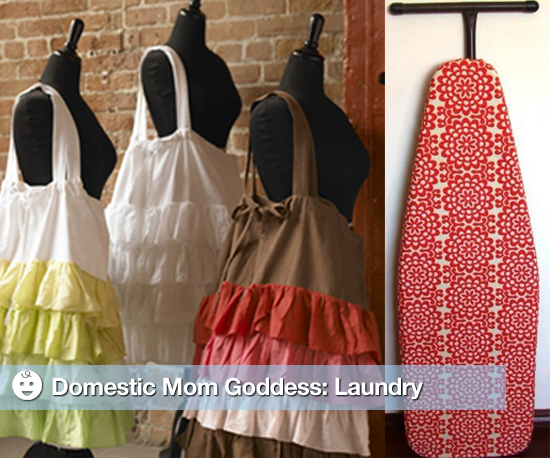 Domestic Mom Goddess: Laundry