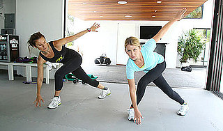 Lo Bosworth Talks About Spinning and How Group Fitness Classes Are Motivational