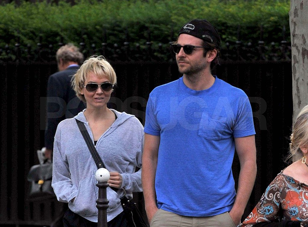 Pictures of Bradley Cooper and Renee Zellweger