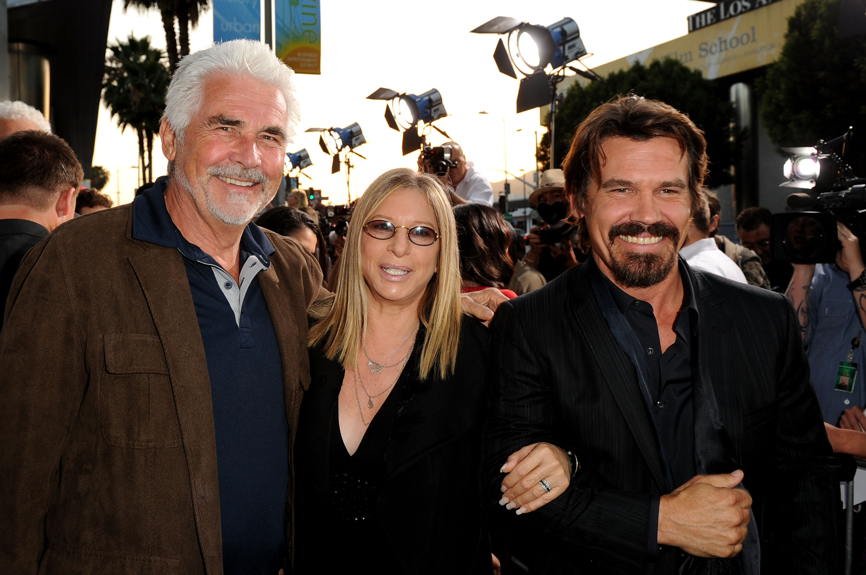James Brolin Children And james brolin at laJosh Brolin Kids