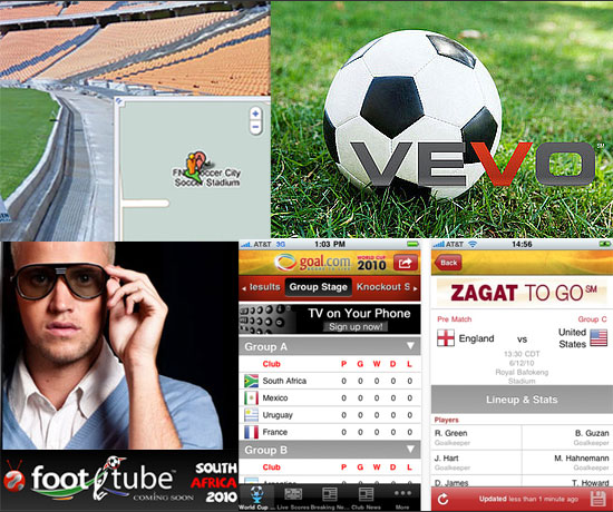 Watch the World Cup Unfold With These Apps, Sites, and Streams