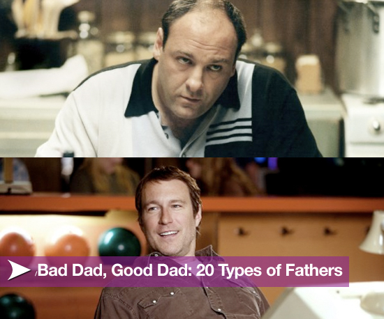 Bad Dad, Good Dad: 20 Types of Fathers