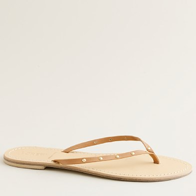Cairo studded capri sandals ($35, originally $68)