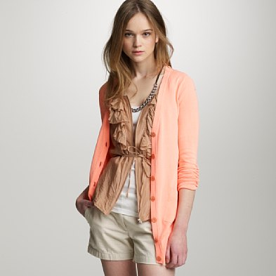 Neon Cotton Père Cardigan ($47, originally $78)