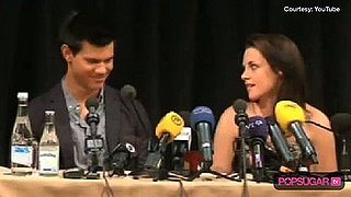 Kristen Stewart in Sweden With Taylor Lautner For Eclipse 2010-06-21 10:18:52
