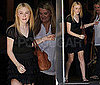 Pictures of Dakota Fanning Leaving a Photo Shoot in LA 2010-06-22 08:45:00