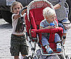 Slide Picture of Kingston and Zuma Rossdale in LA 2010-06-22 14:30:00