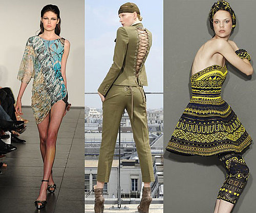 2011 Cruise Collections: Marchesa, Nina Ricci, Jean-Paul Gaultier