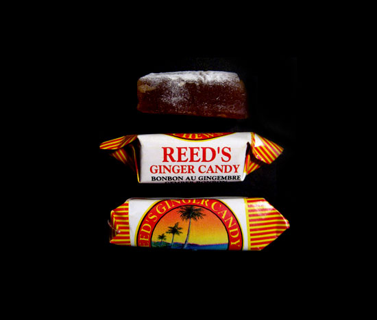 Reed's Ginger Candy