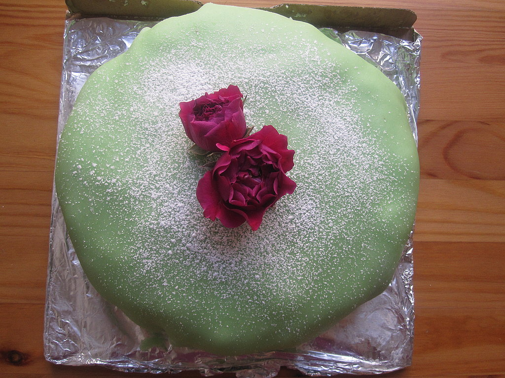 Scandinavian Princess Cake