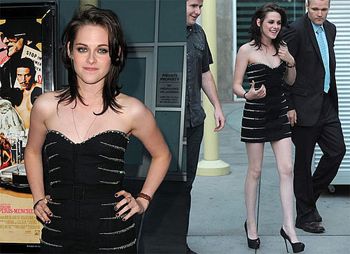 Pictures of Kristen Stewart Arriving at the Love Ranch Premiere in LA 2010-06-23 22:12:01