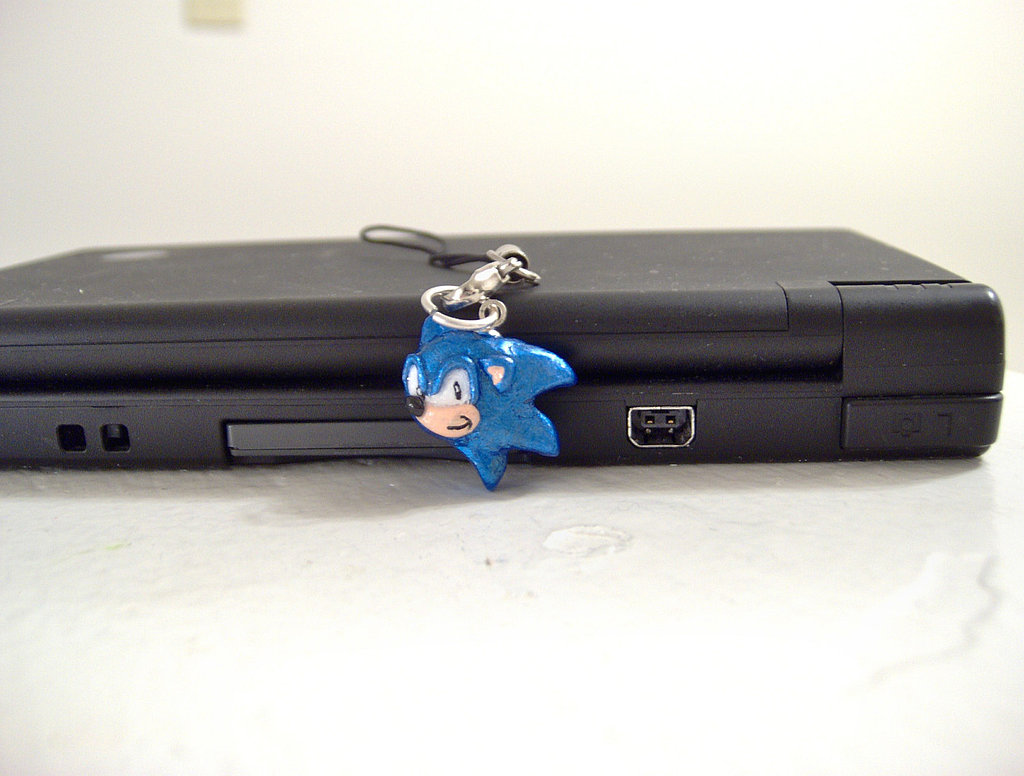 Cell Phone/Nintendo DS Charm ($8)