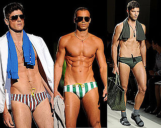 Speedos Are Making a Comeback