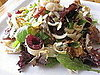 Bitter Greens With Cherry Beer Vinaigrette Recipe
