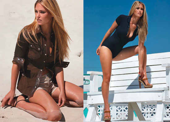 Pictures of Bar Refaeli Allure