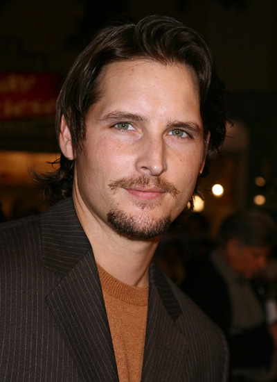 Peter Facinelli in November 2006: Premiere of Babel in Westwood