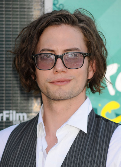 Jackson Rathbone in August 2009: Teen Choice Awards